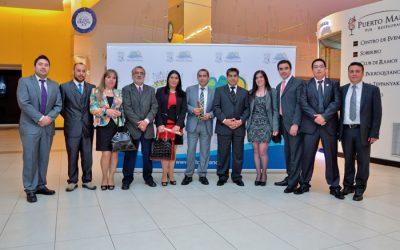Premio Empresa destacada Talcahuano 2014