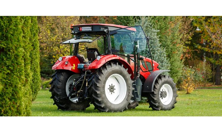 Tractor Agricola Irum