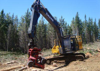 Cabina Harvester Rops Fops Ops